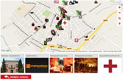 Stadtplan, Stadtkarte, Capdepera